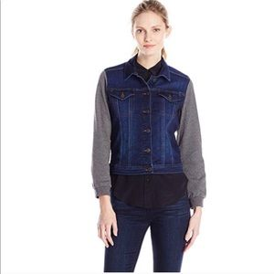 Lee Platinum Denim Gemma Jacket-Size Medium